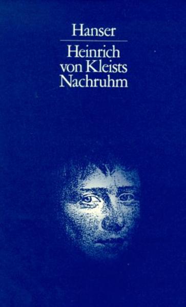 Heinrich von Kleists Nachruhm - Coverbild
