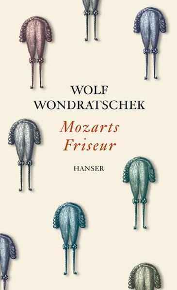 Mozarts Friseur - Coverbild