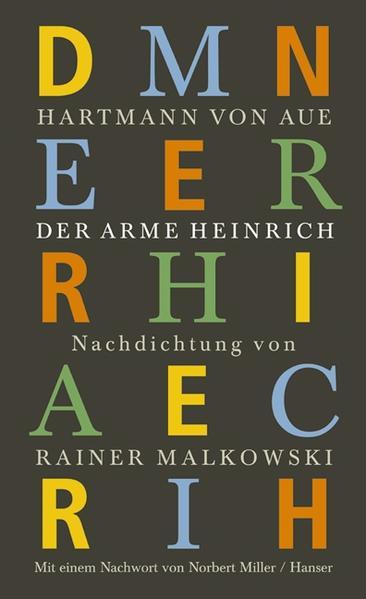 Der arme Heinrich - Coverbild