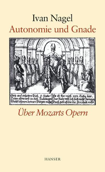 Autonomie und Gnade - Coverbild
