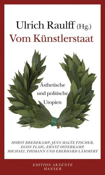 Vom Künstlerstaat - Coverbild