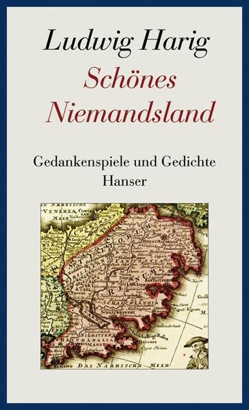 Schönes Niemandsland - Coverbild