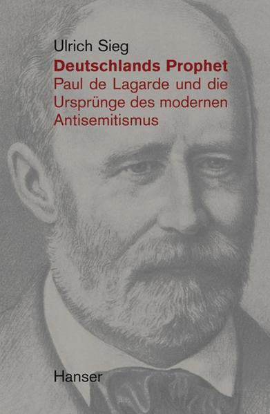 Deutschlands Prophet - Coverbild