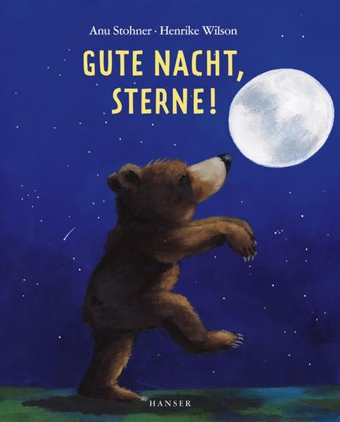 Gute Nacht, Sterne! - Coverbild