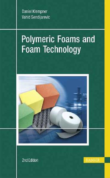 Polymeric Foams and Foam Technology (Print-on-Demand) - Coverbild