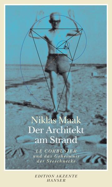Der Architekt am Strand - Coverbild