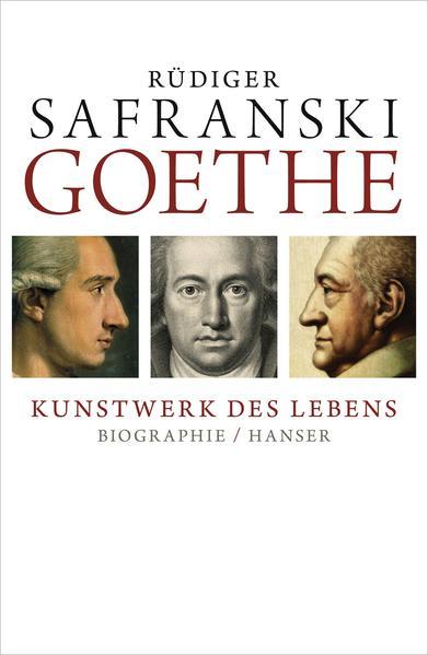 Goethe - Kunstwerk des Lebens - Coverbild