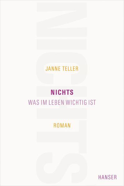 [Rezension] Aufwühlend, erschreckend und faszinierend: Nichts. Was im Leben wichtig ist von Janne Teller