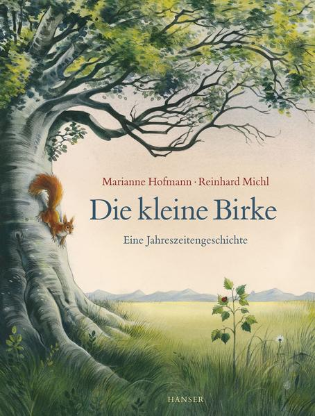 Die kleine Birke - Coverbild