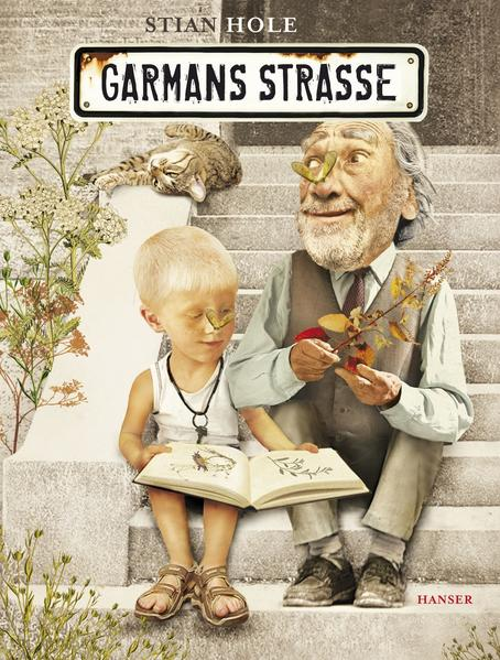 Garmans Straße - Coverbild