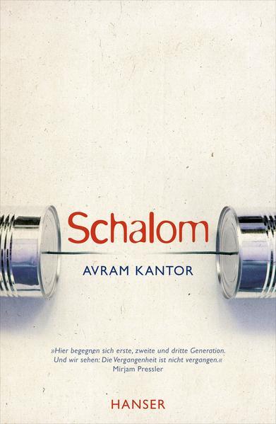 Schalom - Coverbild