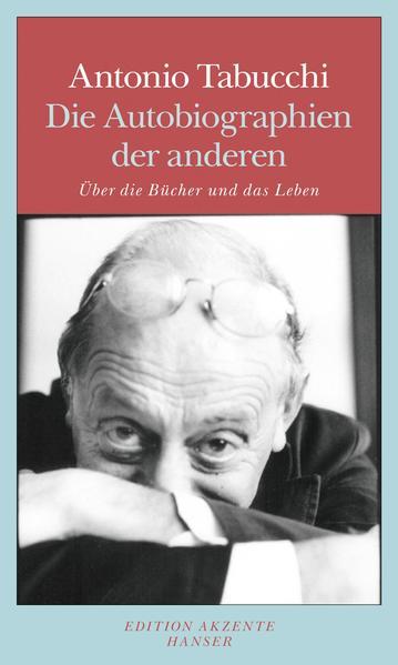 Die Autobiographien der anderen - Coverbild