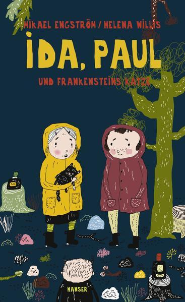 Ida, Paul und Frankensteins Katze - Coverbild