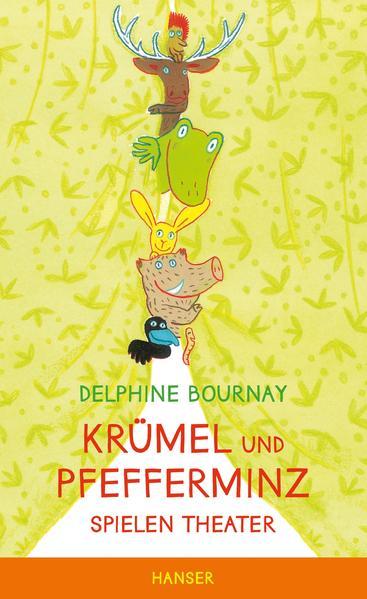 Krümel und Pfefferminz - Coverbild