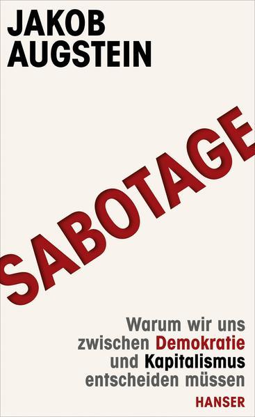 SABOTAGE - Coverbild