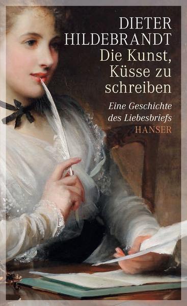 Die Kunst, Küsse zu schreiben - Coverbild