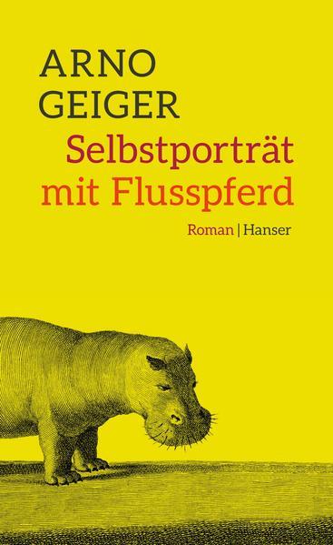 Selbstporträt mit Flusspferd - Coverbild
