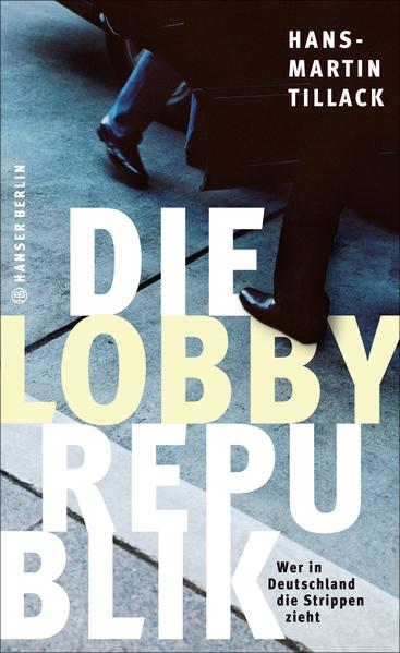 Die Lobby-Republik - Coverbild