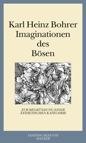Imaginationen des Bösen - Coverbild