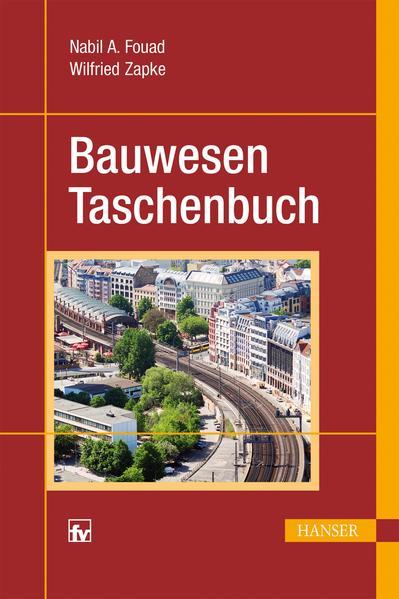 Bauwesen -Taschenbuch - Coverbild