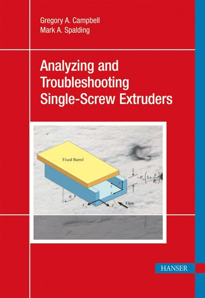 Analyzing and Troubleshooting Single-Screw Extruders - Coverbild