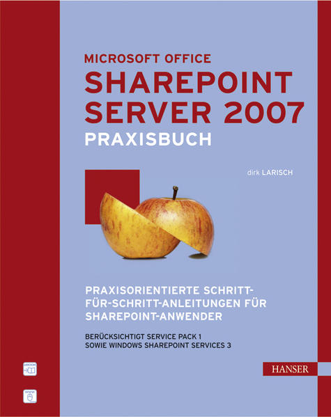Praxisbuch Microsoft Office SharePoint Server 2007 - Coverbild