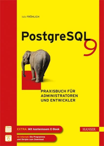 PostgreSQL 9 - Coverbild