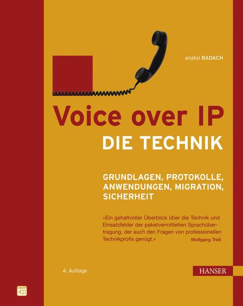 Voice over IP - Die Technik - Coverbild