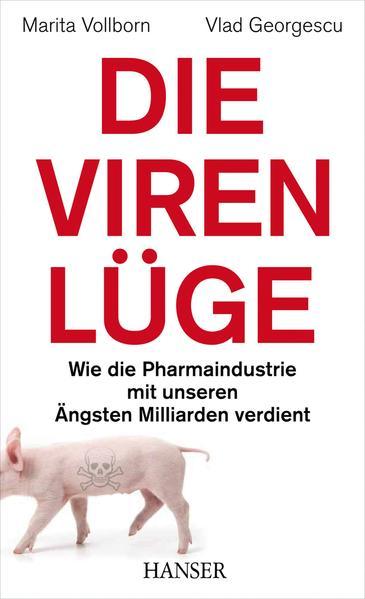 Die Viren-Lüge - Coverbild