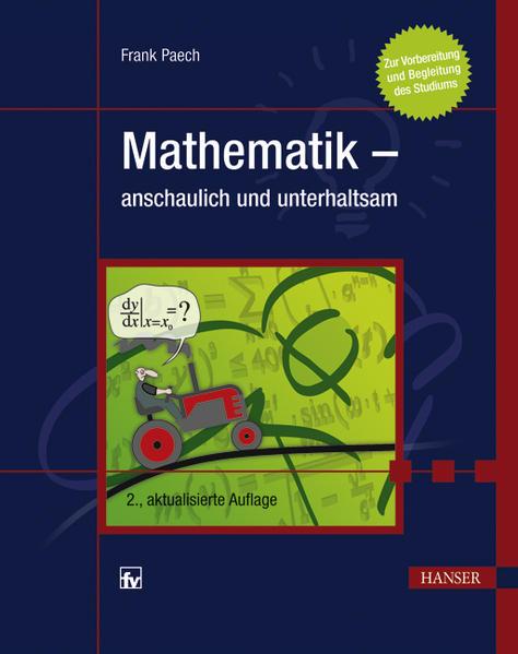 Mathematik - anschaulich und unterhaltsam - Coverbild