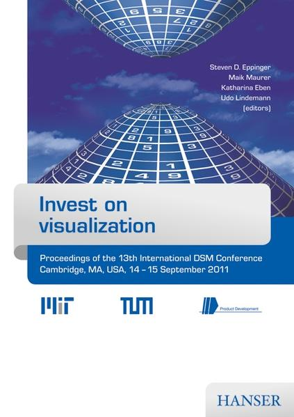 Invest on visualization - Coverbild