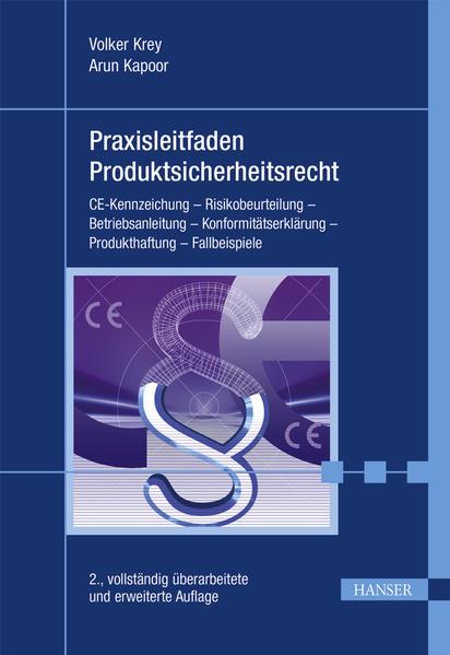 Praxisleitfaden Produktsicherheitsrecht - Coverbild