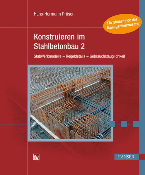 Konstruieren im Stahlbetonbau 2 - Coverbild