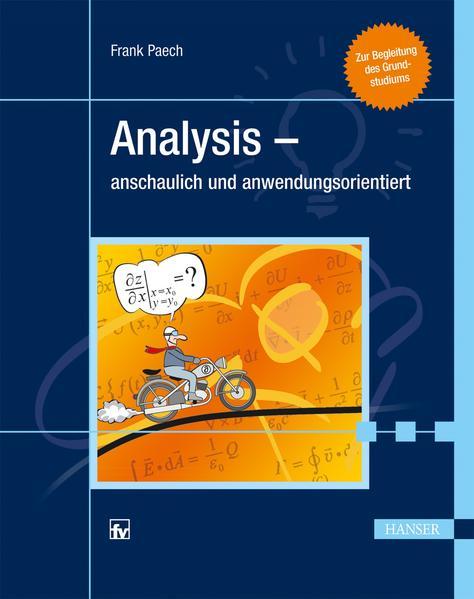 Analysis - anschaulich und anwendungsorientiert - Coverbild