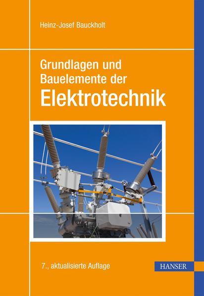 Grundlagen und Bauelemente der Elektrotechnik - Coverbild