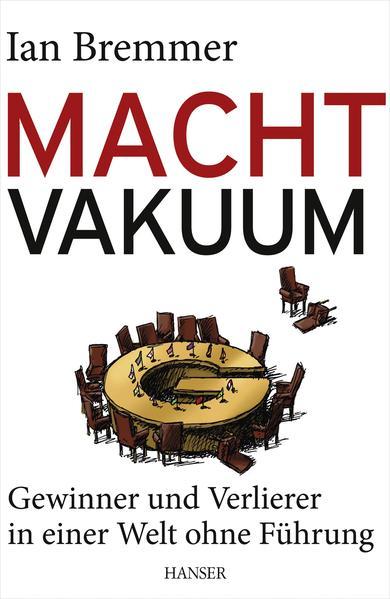 Macht-Vakuum - Coverbild