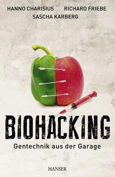 Biohacking - Coverbild