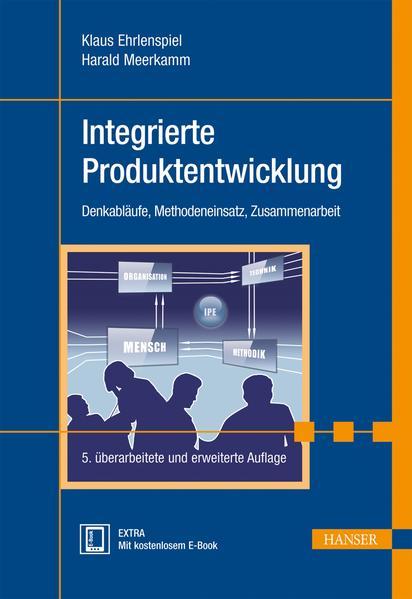 Integrierte Produktentwicklung - Coverbild