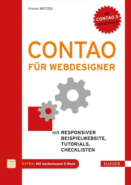 Contao für Webdesigner PDF Herunterladen