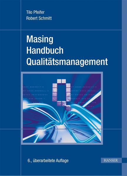 Masing Handbuch Qualitätsmanagement - Coverbild