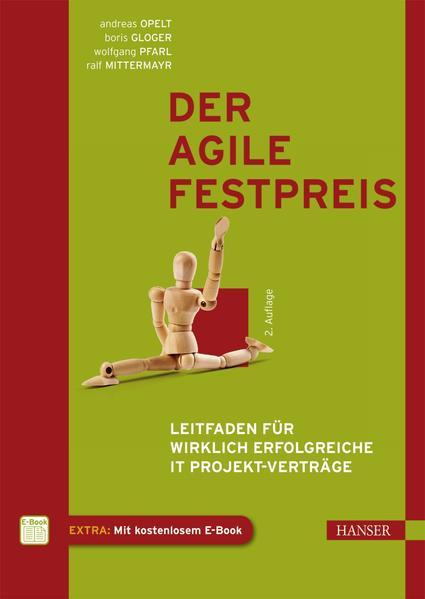 Der agile Festpreis - Coverbild