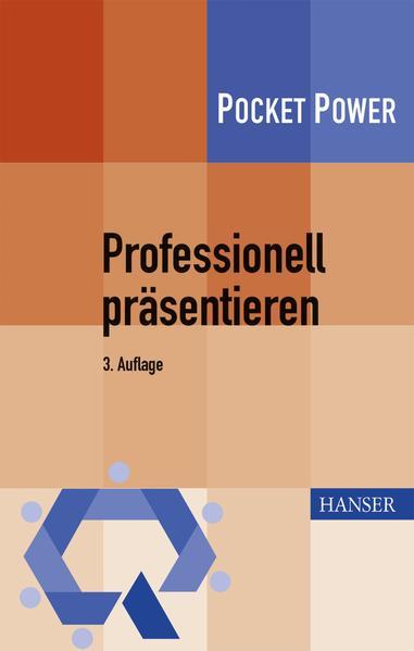 Professionell präsentieren - Coverbild