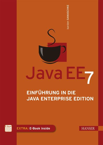 Java EE 7 - Coverbild