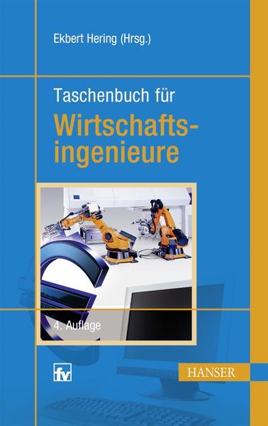 Taschenbuch für Wirtschaftsingenieure - Coverbild
