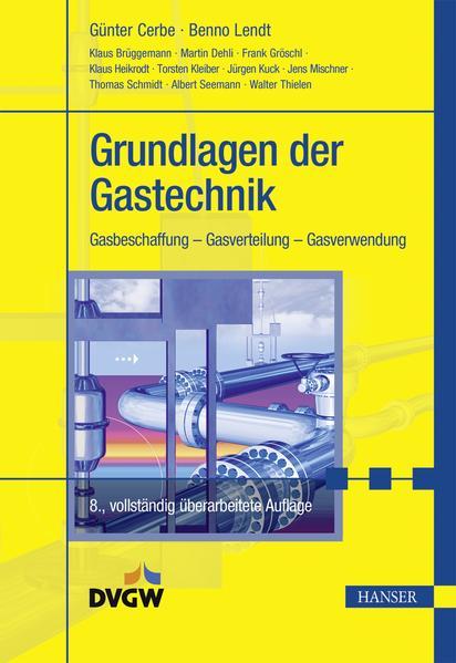 Grundlagen der Gastechnik - Coverbild