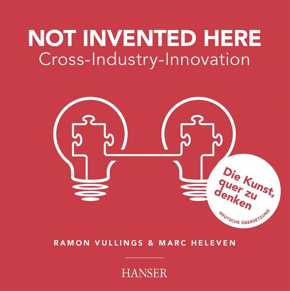 Not Invented Here - Cross Industry Innovation - Coverbild
