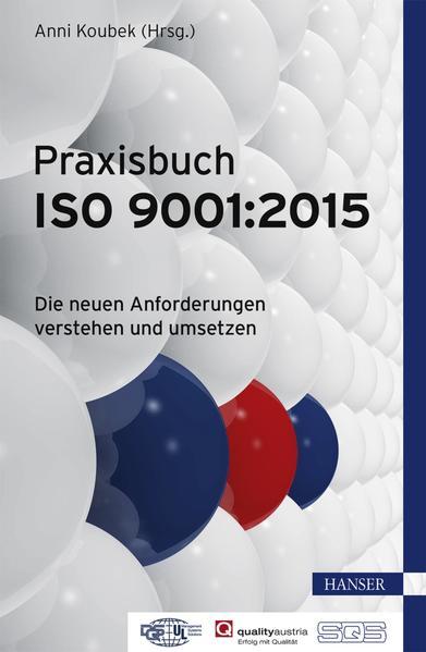 Praxisbuch ISO 9001:2015 - Coverbild