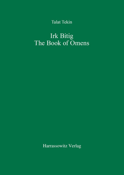 Irk Bitig - Coverbild