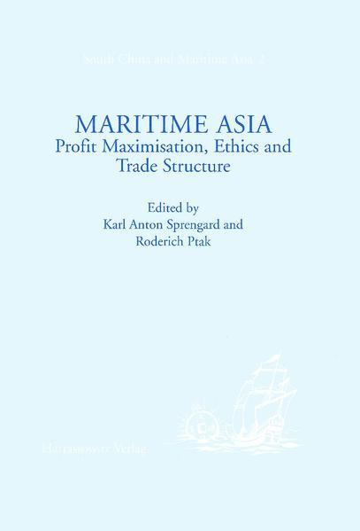 Maritime Asia - Coverbild