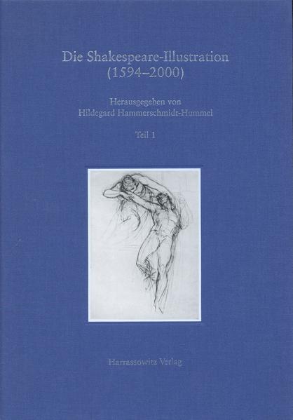 Die Shakespeare-Illustration  (1594-2000) - Coverbild